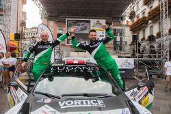 Ivan Balllinari, Paolo Pianca, Ford Fiesta R5, Lugano Racing Team