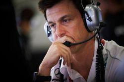 Совладелец и исполнительный директор Mercedes AMG F1 Тото Вольф