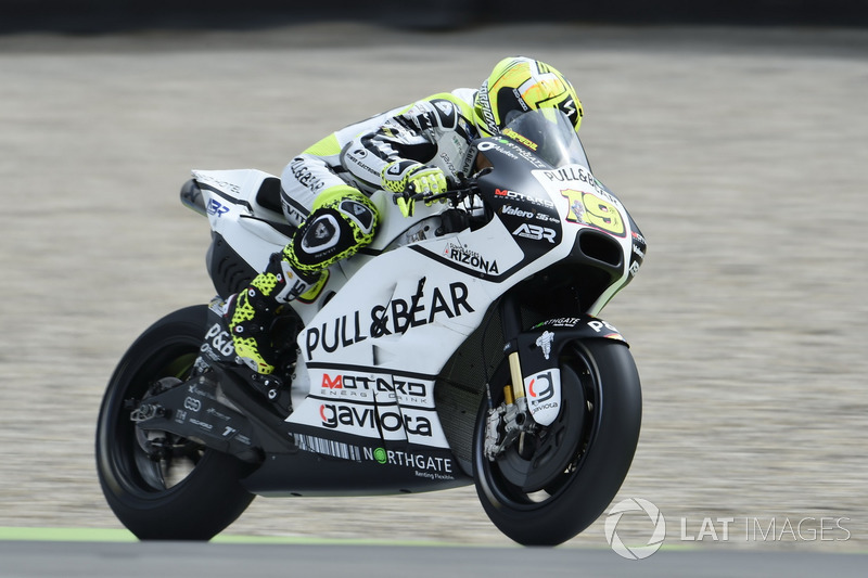 5. Alvaro Bautista, Aspar Racing Team