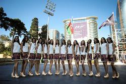 pat Formula One World Championship, Rd8, Azerbaijan Grand Prix, Qualifying, Baku City Circuit, Baku,