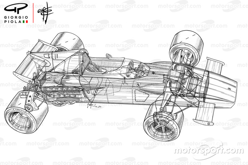 Ferrari 312B detailed overview