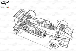 Toleman TG185 1985 detailed overview