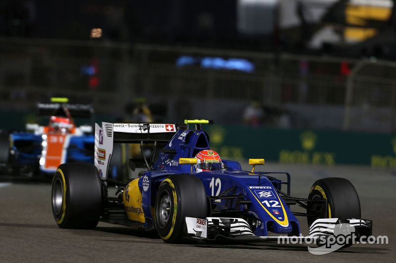 16e - Felipe Nasr (Sauber)