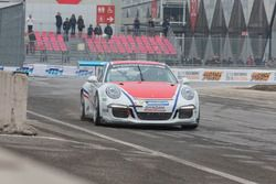 Carlo Scanzi, Ghinzani Arco Motorsport, Porsche 911 GT3 Cup