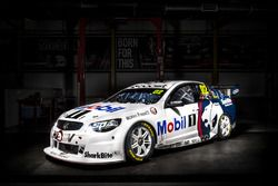 HSV Racing retro livery