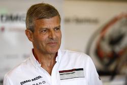 Вице-президент LMP1 Porsche Team Фриц Энцингер