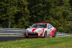 Manuel Amweg, Frederic Yerly, Toyota Swiss Racing, TMG GT86 Cup