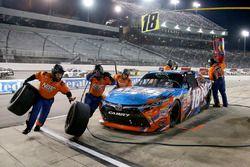 Kyle Busch, Joe Gibbs Racing Toyota, Boxenstopp