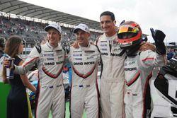 Vainqueur : #2 Porsche Team Porsche 919 Hybrid: Timo Bernhard, Earl Bamber, Brendon Hartley