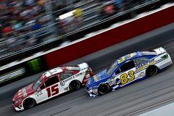 Reed Sorenson, Premium Motorsports Toyota, Gray Gaulding, BK Racing Toyota