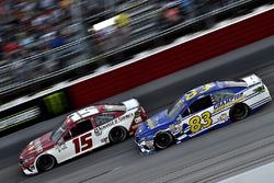 Рид Соренсон, Premium Motorsports Toyota и Грей Голдинг, BK Racing Toyota
