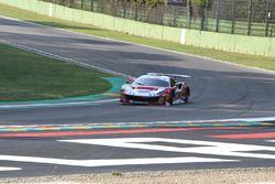 Ferrari 488-S.GT3 #27 Scuderia Baldini 27: Malucelli - Cheever
