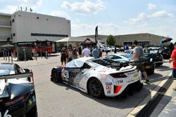 #93 RealTime Racing Acura NSX GT3