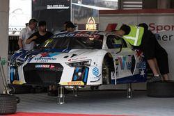 #74 Jamec Pem Racing Audi R8 LMS