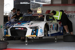 #74 Jamec Pem Racing, Audi R8 LMS