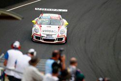 №21 Steven Richards Motorsport Porsche 991 GT3 Cup: Дин Грант, Дилан Окиффе, Хавьер Уэст