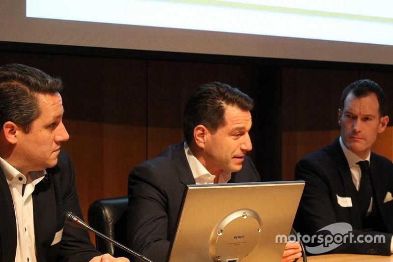 Marco Parroni der Bank Julius Baer wurde ausgezeichnet