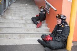 STM / HTP Motorsport mechanics