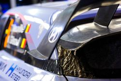 Auto von Thierry Neuville, Nicolas Gilsoul, Hyundai i20 WRC, Hyundai Motorsport
