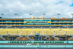 Homestead-Miami Speedway atmosphere