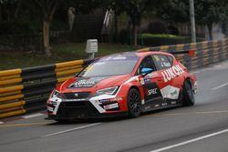 James Nash, Craft Bamboo Racing, SEAT León SEQ