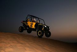 Red Bull Racing Sunset Sands atmosphere