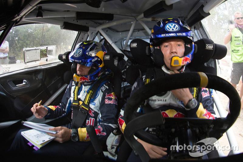 Sébastien Ogier, Julien Ingrassia, Volkswagen Polo WRC, Volkswagen Motorsport, Campeones 2016.