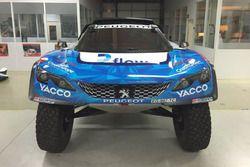 Romain Dumas, Peugeot 3008 DKR