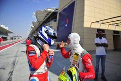 Race winner: Mick Schumacher, Ralf Aron