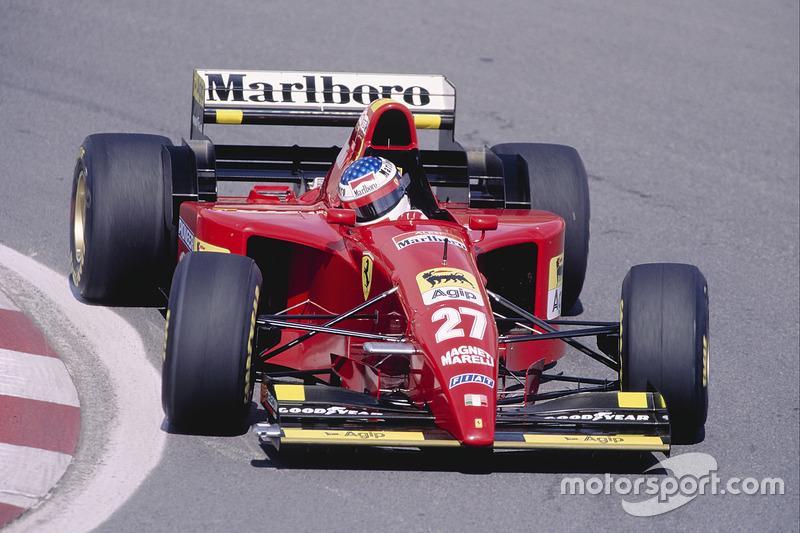 1995年:フェラーリ412T2