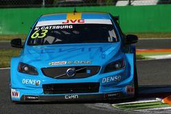 Nicky Catsburg, Polestar Cyan Racing, Volvo S60 Polestar TC1