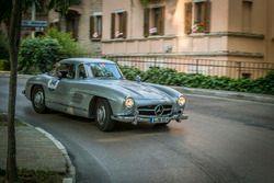Roberto Chinchero e Bernd Maylander, Mercedes 300 SL