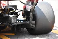 Ferrari SF70-H: il nuovo Monkey seat