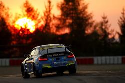 #250 Scheid Honert Motorsport, BMW M235i Racing: Thomas Jäger, Rudi Adams, Tobias Müller
