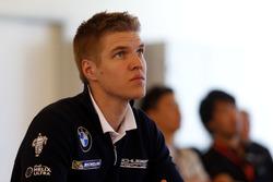#20 BWM Team Schubert Motorsport, BMW M6 GT3: Jesse Krohn