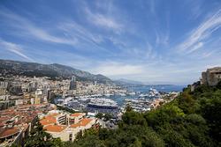 A view of Monaco
