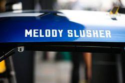 Chase Briscoe, Brad Keselowski Racing Ford, Melody Slusher