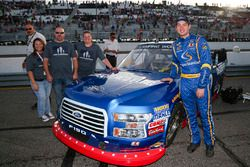 Chase Briscoe, Brad Keselowski Racing Ford and guests