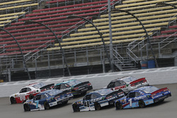 Коул Кастер, Haas Automation Ford Mustang, Джастин Алгайер, JR Motorsports Chevrolet, Бреннан Пул, C