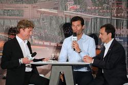 Bruno Vandestick, Pierre Fillon, ACO Presidente, Mark Webber