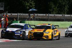 Simon Reicher, Simon Reicher Motorsport, Audi RS3 LMS-TCR e Max Mugelli, Pit Lane, Audi RS3 LMS-TCR