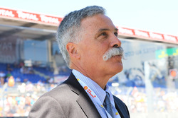 Chase Carey, CEO Formula One Group
