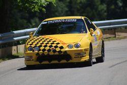 Giuliano Piccinato, Honda Integra, Ecurie Basilisk, Berg-Pokal