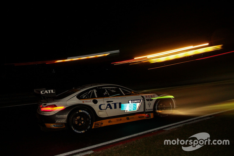 #98 Rowe Racing, BMW M6 GT3