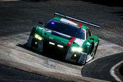 #29 Audi Sport Team Land-Motorsport, Audi R8 LMS: Кристофер Мис, Коннор де Филлиппи, Маркус Винкельхок, Кельвин ван дер Линде