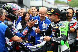 Alex Lowes, Pata Yamaha, Leon Haslam, Puccetti Racing