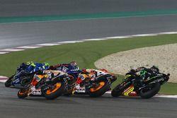 Andrea Iannone, Team Suzuki MotoGP, Maverick Viñales, Yamaha Factory Racing, Marc Marquez, Repsol Ho