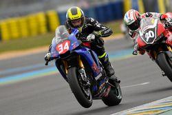 #34 Yamaha: Jonathan Hugot
