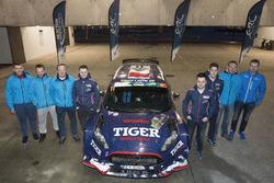 Tomasz KASPERCZYK, Damien SYTY, Ford Fiesta R5