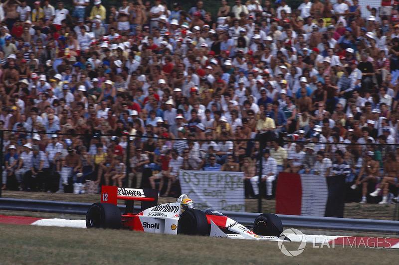 1988: Ayrton Senna, McLaren MP4/4 Honda